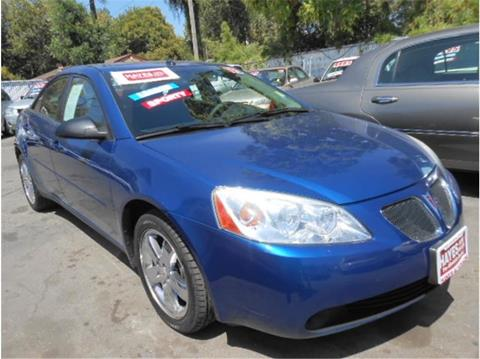 2005 Pontiac G6 for sale in Roseville, CA