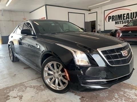 2017 Cadillac ATS for sale in Bixby, OK