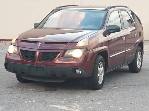 2003 Pontiac Aztek for sale in Tampa Bay, FL