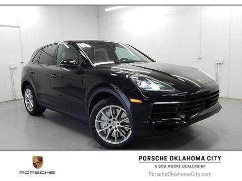 2019 Porsche Cayenne for sale in Oklahoma City, OK