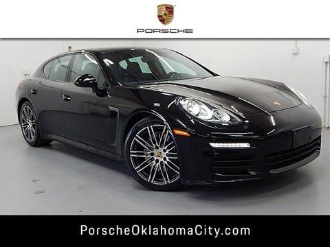 2016 Porsche Panamera for sale in Oklahoma City, OK