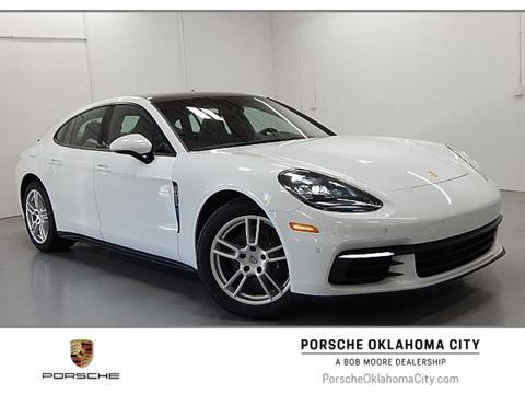 2018 Porsche Panamera for sale in Oklahoma City, OK