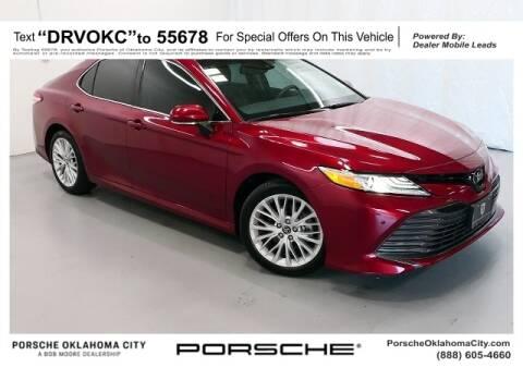 Toyota Dealers Okc >> 2018 Toyota Camry For Sale In Oklahoma City Ok