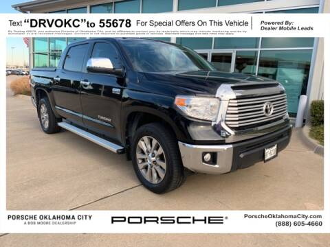 Toyota Dealers Okc >> 2015 Toyota Tundra For Sale In Oklahoma City Ok