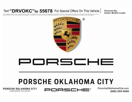 2014 Porsche 911 Carrera 4S for sale at Porsche of Oklahoma City in Oklahoma City OK