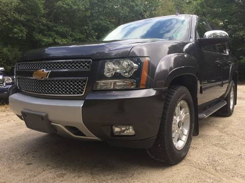 2010 Chevrolet Tahoe Limited/Z71 for sale in New Gloucester, ME