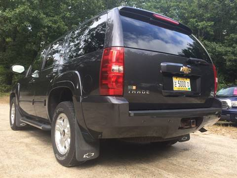 2010 Chevrolet Tahoe Limited/Z71