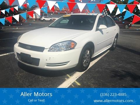 Cars For Sale in Burlington, NC - Aller Motors