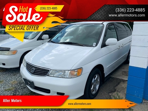 2001 Honda Odyssey for sale in Burlington, NC