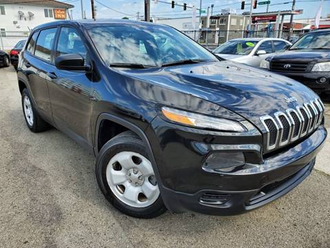 2014 Jeep Cherokee for sale in Seattle, WA