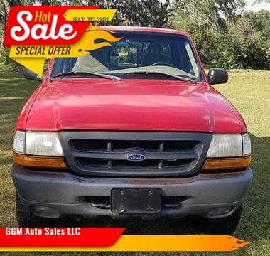 2000 Ford Ranger for sale in North Charleston, SC