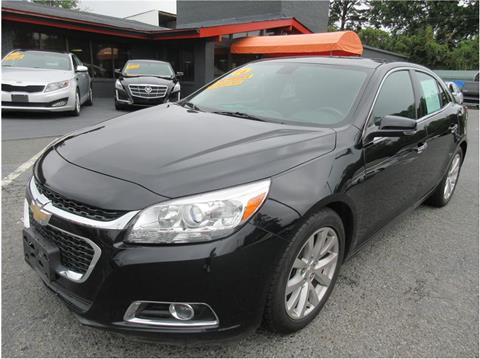 2016 Chevrolet Malibu Limited for sale in Charlotte, NC