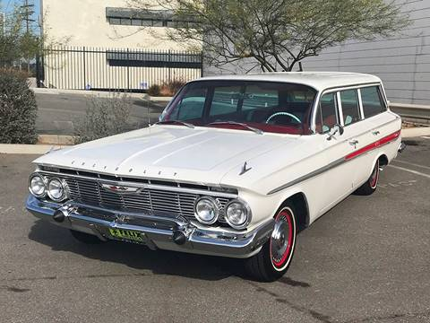 1961 Chevrolet Nomad for sale in Van Nuys, CA
