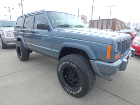1997 Jeep Cherokee for sale in Des Moines, IA