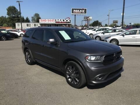 2017 Dodge Durango for sale at Ralph Sells Cars at Maxx Autos Plus Tacoma in Tacoma WA