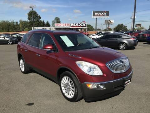 2011 Buick Enclave for sale at Ralph Sells Cars at Maxx Autos Plus Tacoma in Tacoma WA