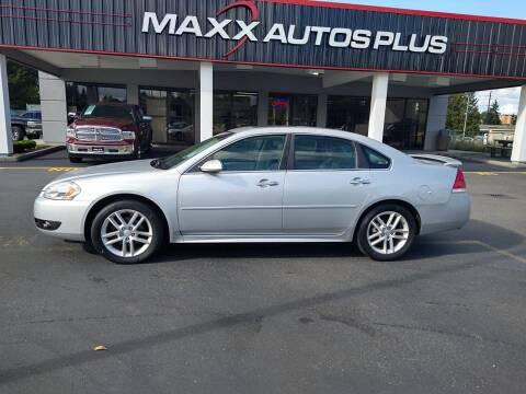 2013 Chevrolet Impala for sale at Ralph Sells Cars at Maxx Autos Plus Tacoma in Tacoma WA