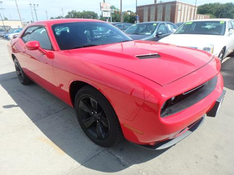 2016 Dodge Challenger for sale in Des Moines, IA