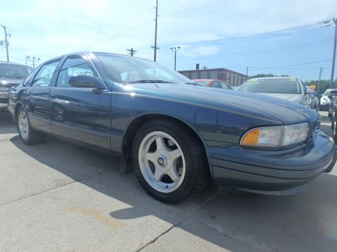 1995 Chevrolet Impala for sale in Des Moines, IA