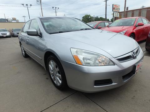 2006 Honda Accord for sale in Des Moines, IA