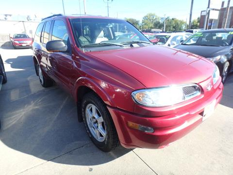 2003 Oldsmobile Bravada for sale in Des Moines, IA