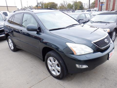 2007 Lexus RX 350 for sale in Des Moines, IA