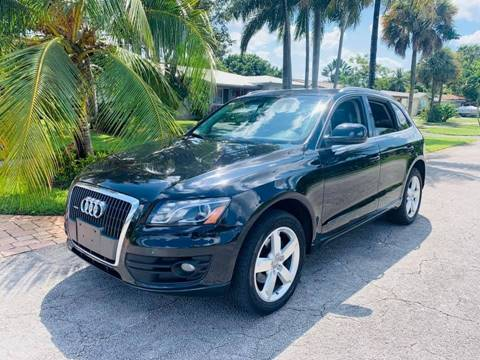 2013 Audi Q5 for sale in Hollywood, FL