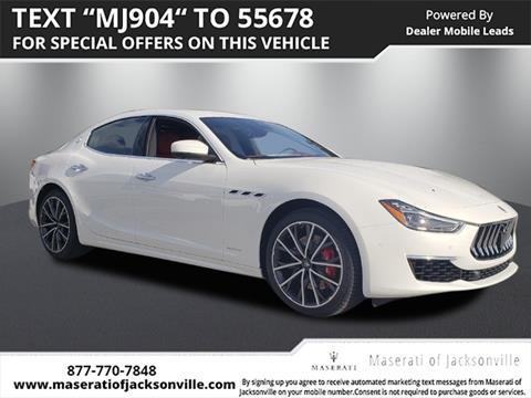 2019 Maserati Ghibli for sale in Jacksonville, FL