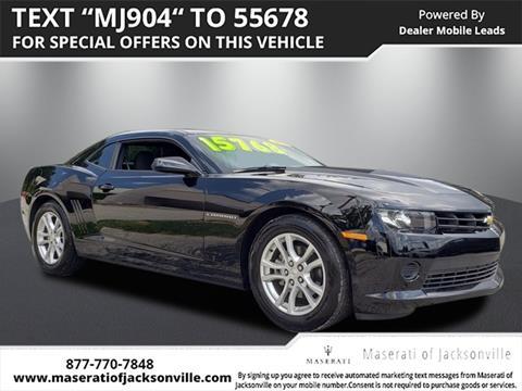 2014 Chevrolet Camaro for sale in Jacksonville, FL