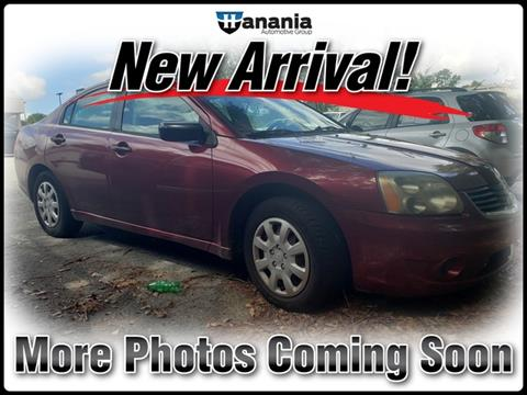 2007 Mitsubishi Galant for sale in Jacksonville, FL