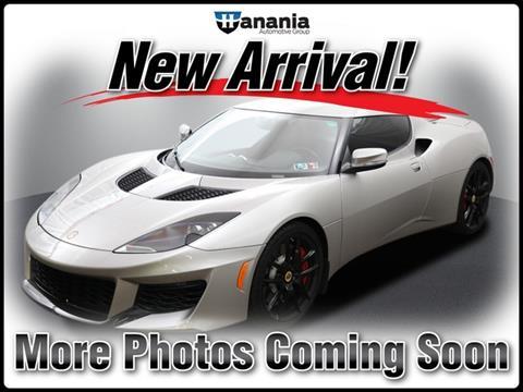 2017 Lotus Evora 400 for sale in Jacksonville, FL