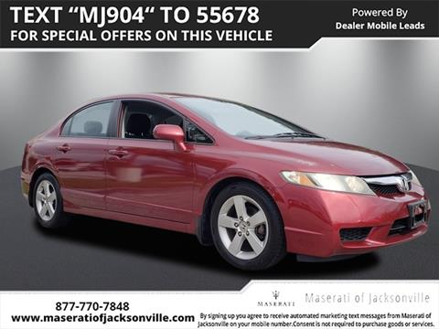 2010 Honda Civic for sale in Jacksonville, FL