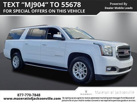 2018 GMC Yukon XL for sale in Jacksonville, FL
