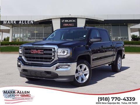 Paso Robles Gmc >> 2017 Gmc Sierra 1500 For Sale In Tulsa Ok