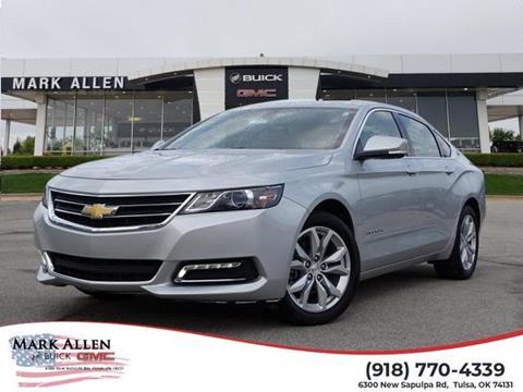 2018 Chevrolet Impala for sale in Tulsa, OK