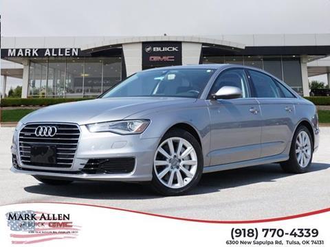 2016 Audi A6 for sale in Tulsa, OK