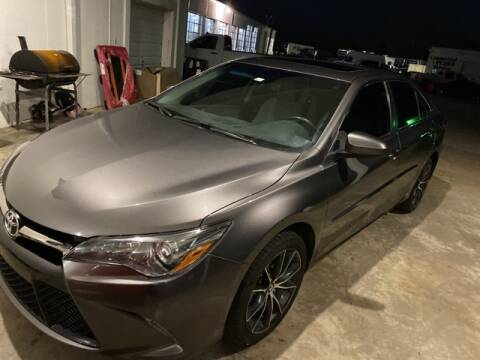 2017 Toyota Camry for sale at Mark Allen Buick GMC in Tulsa OK