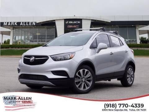 2019 Buick Encore Preferred for sale at Mark Allen Buick GMC in Tulsa OK