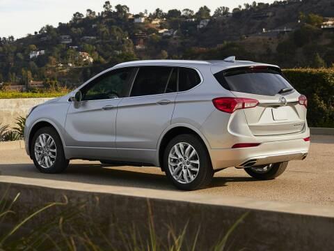 2020 Buick Envision Premium for sale at Mark Allen Buick GMC in Tulsa OK