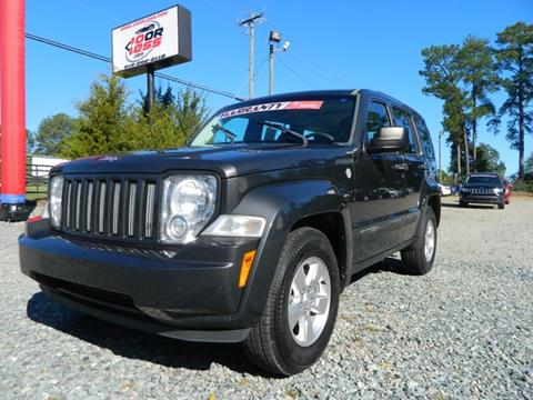 2010 Jeep Liberty for sale in Sanford, NC
