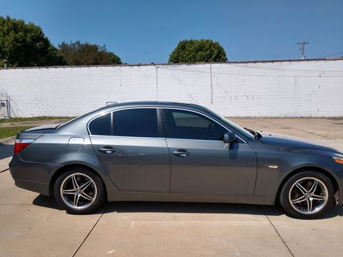 2007 BMW 5 Series for sale in Akron, OH