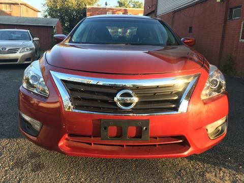 2013 Nissan Altima for sale in New Brunswick, NJ