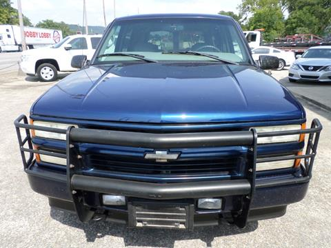 2000 Chevrolet Tahoe Limited/Z71 for sale in Gadsden, AL