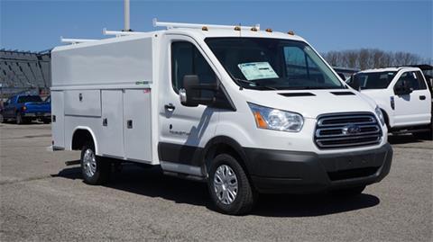 2019 Ford Transit Cutaway 350