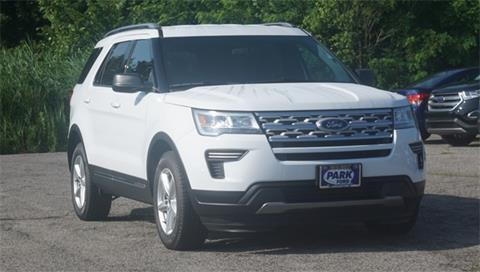 2019 Ford Explorer for sale in Youngstown, OH