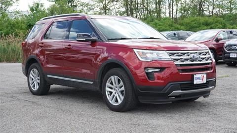 2018 Ford Explorer for sale in Youngstown, OH