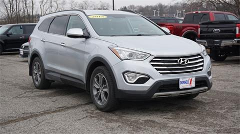 2015 Hyundai Santa Fe for sale in Youngstown, OH