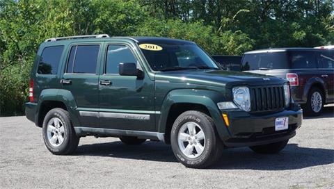 2011 Jeep Liberty for sale in Youngstown, OH