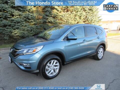 2016 Honda CR-V for sale in Youngstown, OH