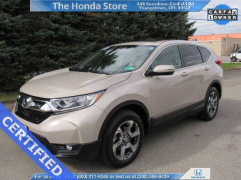 2017 Honda CR-V for sale in Youngstown, OH